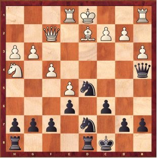 GM Sinisa Drazic (2467) - Claus Seyfried (2159)